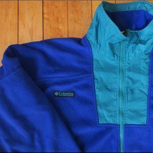 Columbia | Men's Fleece Zip Up Sweater